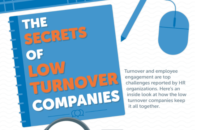 Secret of Low Employee Turnover