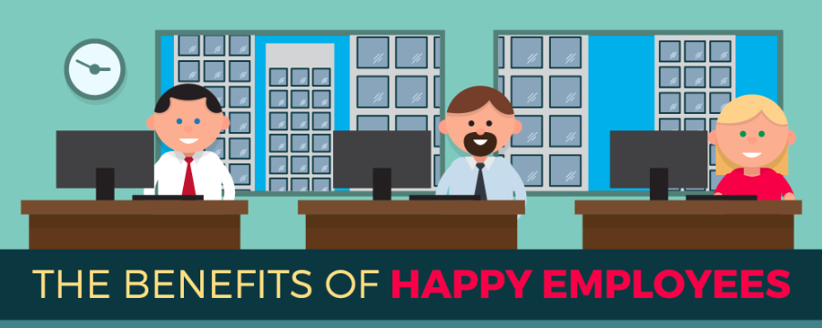 Benefits of Happy Employees